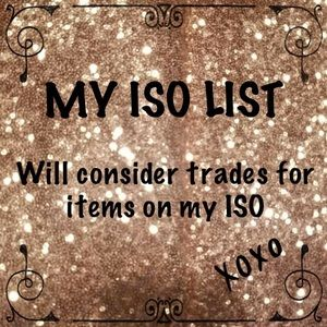 UGG Other - ❤️ MY ISO ITEMS ❤️